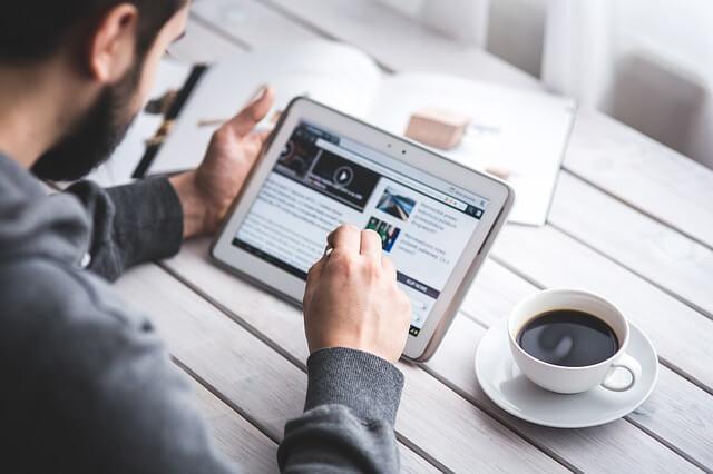 Publicar conteúdo em um blog fará sua empresa  se destacar na web mesmo se as redes sociais acabarem.