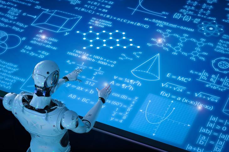 No machine learning o computador aprende analisar uma imensidade de dados.