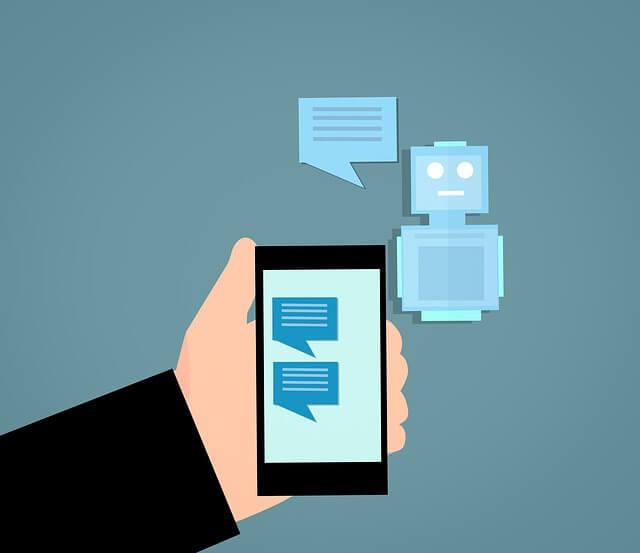 Os chatbots são um tipo de machine learning que revolucionaram o atendimento ao consumidor.