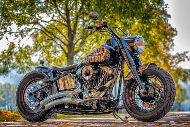 O icônico ronco da moto Harley-Davidson é uma características única dessa marca.