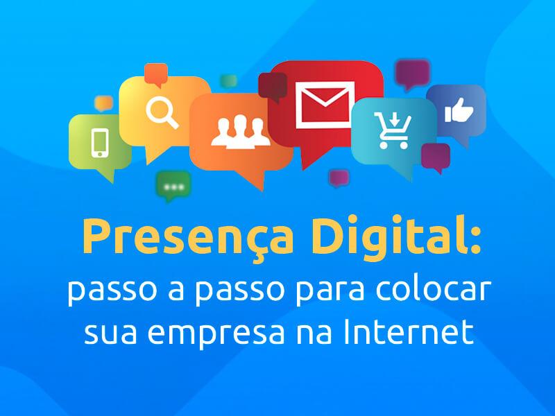 Confira os primeiros passos para dar início à presença digital do seu negócio.