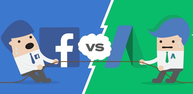 Descubra as vantagens de investir em mídia paga no Google e no Facebook.
